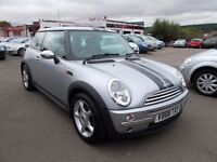 *MINI ONE DIESEL 1.4 04*77K MILES*IMMACULATE*SIX SPEED*PRIVATE REG*YEARS MOT*9 STAMPS*£2895*