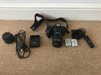 Canon EOS 700D Digital SLR & Canon EF 50 mm 1.8 STM Lens