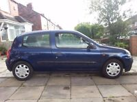 2002 Renault Clio 1.2 for sale