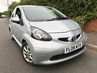 2008 Toyota Aygo 1.0 (998cc) Platinum VVTi - 5 Doors - 1 YEAR MOT , Excellent Condition 🚙