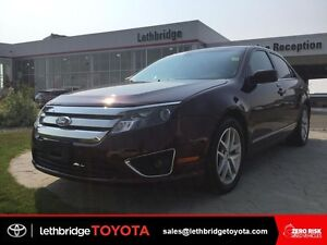 Value Point 2011 Ford Fusion SEL - LEATHER! BACK UP CAMERA!