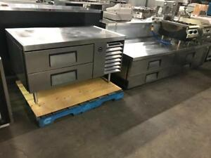 2 True chef base 8ft and 51 both like new