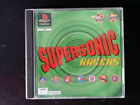 Supersonic Racers - PS1