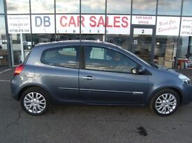 2009 59 RENAULT CLIO 1.1 DYNAMIQUE TCE 3d 100 BHP **** GUARANTEED FINANCE **** PART EX WELCOME