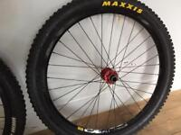 Hope 26 wheels