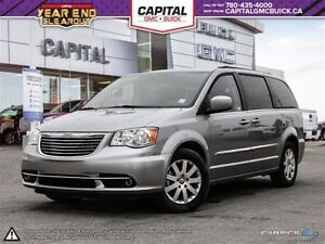 2016 Chrysler Town & Country Touring-Sto n Go- 6.5 touch screen-