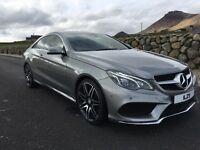 2014 Mercedes E350 3.0 V6 Amg sport plus only 24000 miles