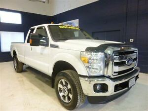2014 Ford F-350 SCAB, LARIAT,GPS,B. 8 PIEDS