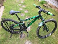 Giant full suspension mountain bike for sale