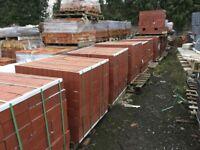 red engineering bricks class B PACKS 400