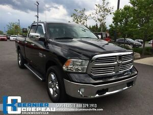 2013 Ram 1500 BIG HORN **BLUETOOTH, PRISE USB/AUX, 4X4 + WOW!!