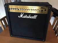 Marshall MG50 dfx amp (low sound/faulty)