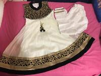 Girls Indian suit/ Asian dress/ salwar kameez