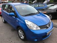 2009/59 NISSAN NOTE 1.6 16V ACENTA AUTOMATIC,STUNNING COLOUR, LOOKS AND DRIVES REALLY WELL