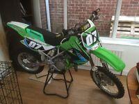 Kawasaki kx 85 2010 as new