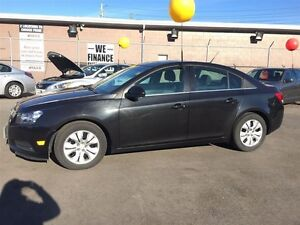 2014 CHEVROLET CRUZE 1LT- SUNROOF, BLUETOOTH, SATELLITE RADIO, O