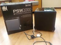 KEF PSW2000 Powered Subwoofer
