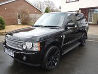"""2007 """"07"""" Range Rover TDV8 Vogue SE 3.6l Twin Turbo - Every Conceivable Extra!"""