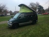 1996 ford Freda Mazda bongo 2.5 to auto camper pop up roof 12 months mot sleeps 2 down and 2 up
