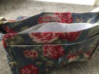 Cath Kidston Baby changing bag with mat