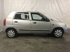 2005 Suzuki Alto 1.1 GL 5dr *** Full Years MOT *** Cheap Cars Glasgow