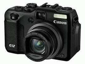 Canon g12 power shot