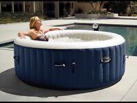 Intex Pure Spa Plus Hot Tub – 4 Person