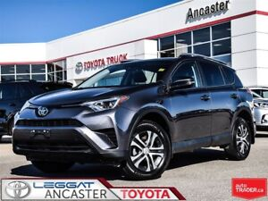 2017 Toyota RAV4 LE - UPGRADE WITH ONLY 24257 KMS!!