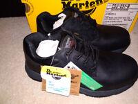 Dr. Martens Safety Shoes Linnet S1P - Size 4 UK