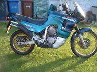 2 X honda xlv 600 transalps selling as pair or exchange interesting bike
