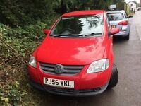Volkswagen fox ideal first car low insurance group ,12 months mot ,great on fuel ,px welcome