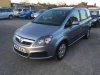 2006 zafira. 1.9 cdti ,1 owner from new