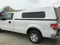 2009 Ford truck topper 8' box