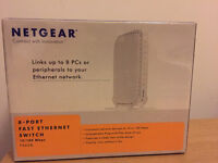 Netgear - Switch for 8 devices