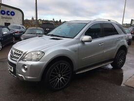 MERCEDES ML350 CDI BRABUS - FINANCE AVAILABLE