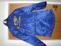 Subaru winter rally coat