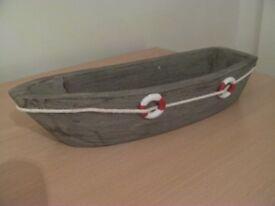 Small Storage Boat