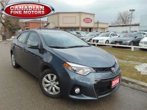 2014 Toyota Corolla S CAMERA-ONE OWNER