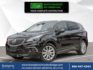 2016 Buick Envision PREMIUM II | 1 OWNER TRADE-IN |