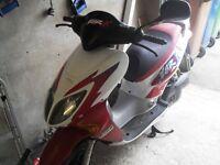 1999 Honda X8R Cross-Sport 50cc - great condition