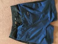 Dunlop golf shorts