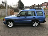 2001 Land Rover Discovery 2 2.5 TD5 GS 5dr (7 Seats) Automatic @@@07445775115