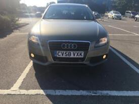 Audi A4 2.0TDI 58 plate