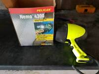 Nemo 4300 Dive torch