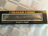 Graham Farish 372-276 battle of Britain 34064 Fighter Command BR Green L/Crest (N Gauge)