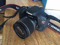 Canon EOS Rebel T3i 18.0MP Digital SLR Camera 18-55mm Lens