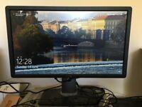 "Dell U2312HM, 23"" IPS LED monitor in black"