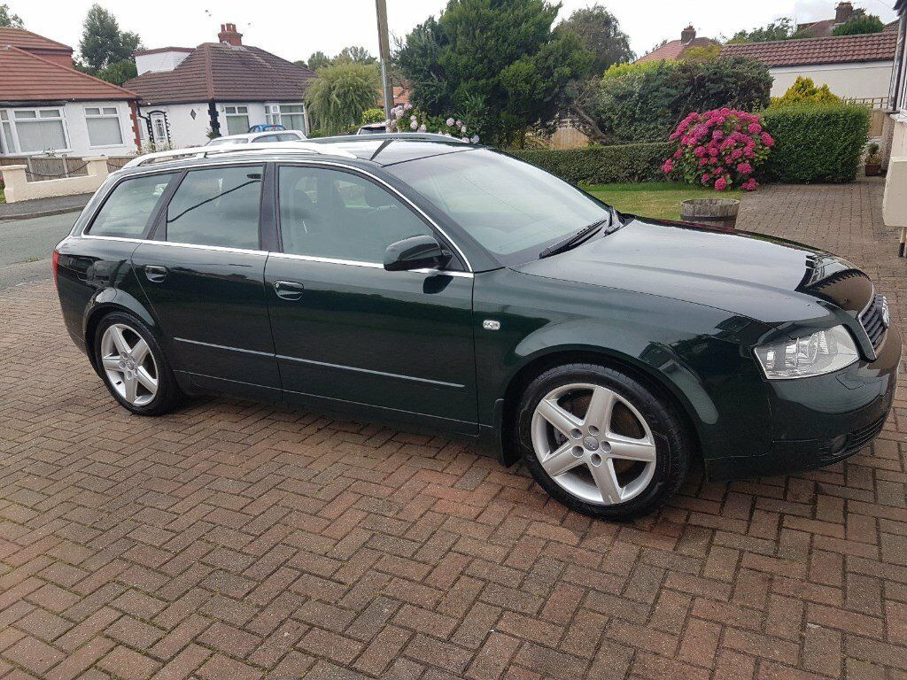 2004 audi a4 avant 1 8t 190 quattro sport rare car with. Black Bedroom Furniture Sets. Home Design Ideas