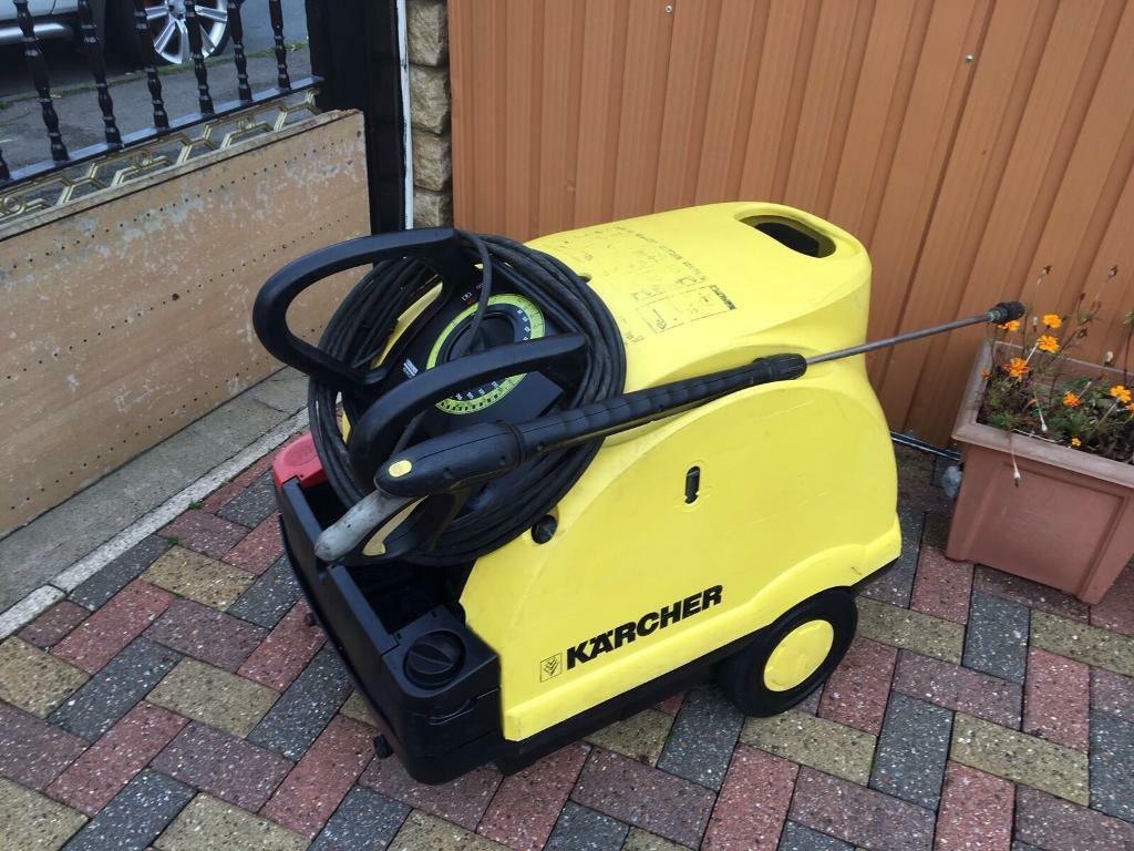 KARCHER HDS 601 ECO HOT COLD PRESSURE WASHER