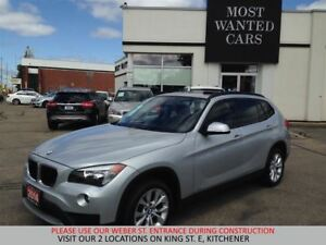 2014 BMW X1 xDrive28i | PANO ROOF | SENSORS | HEATED STEERING
